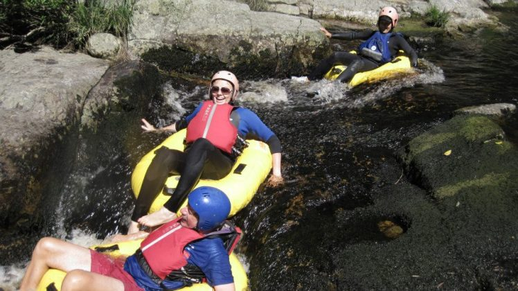 Blackwater tubing